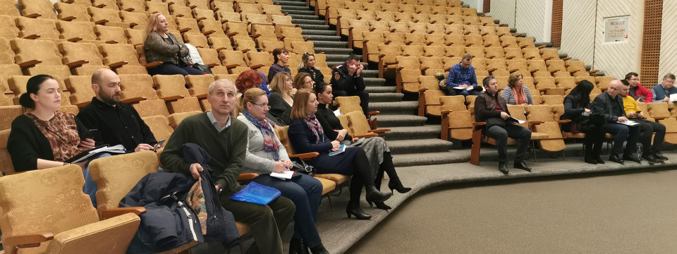 Info day at Satu Mare for potential applicants of the 3rd call for proposals in HUSKROUA ENI CBC 2014–2020 PROGRAM