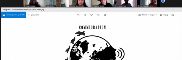 Kick-Off conference  for COMMIGRATION project